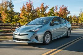 Toyota Prius Pricing Starts at $22,450