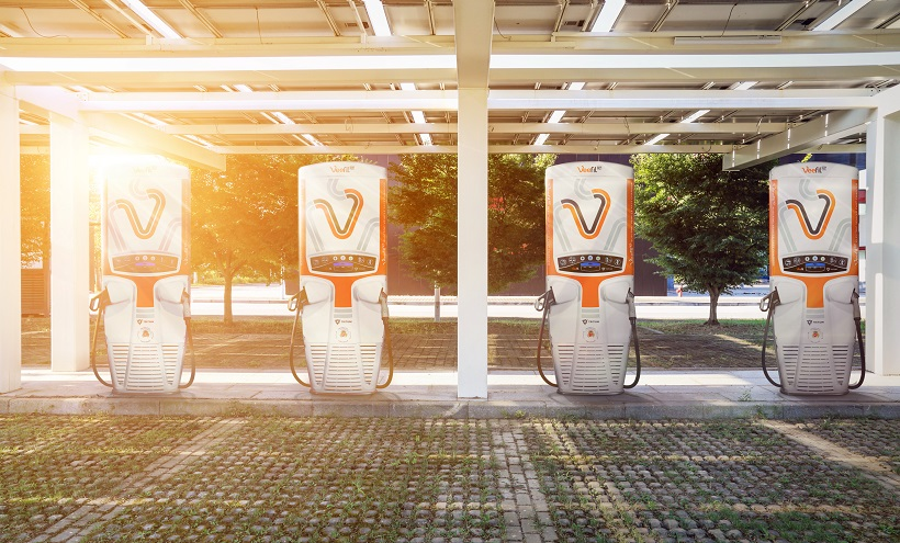 EV Charging Company Investment Aids Fleet Fueling