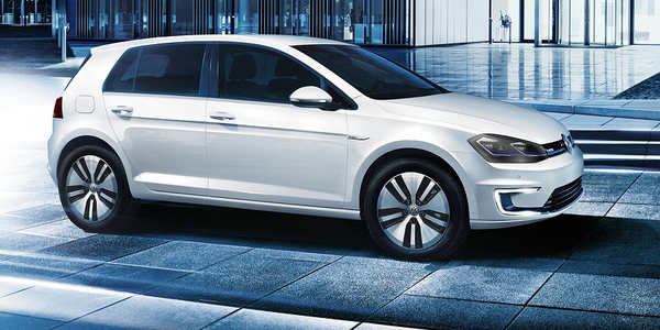 Envoy's on-demand Volkswagen e-Golf electric vehicles will be present at the ride-sharing event....