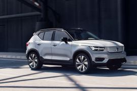 Volvo Reveals New EV Lineup