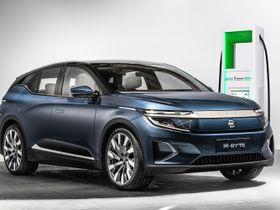 Chinese EV Manufacturer Enters U.S. Market