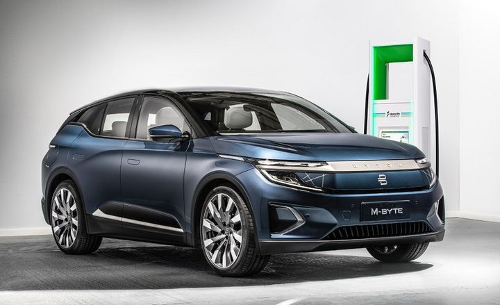 The EV automaker has also collaborated with Electrify America, which will grant Byton owners in the U.S. with complimentary unlimited 30-minute charging. - Photo courtesy of Electrify America.