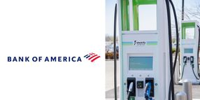 Electrify America Installs Chargers at Bank of America Locations
