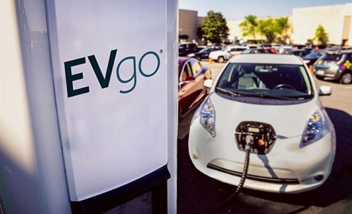 EVgo has a footprint of more than 750 sites and includes over 1,250 fast chargers and extends across 34 states. - Photo by EVgo.