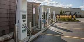 Electrify Canada Opens EV Charge Station in Canada