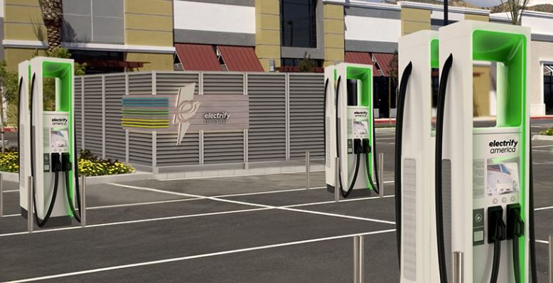 VW's Electrify America Invests $200M in Fast Charging Initiative