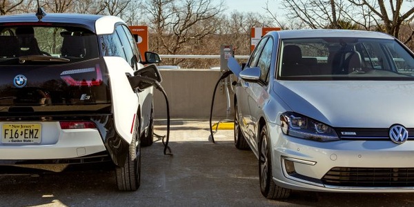 California is considering increasing the rebate for buyers of battery-electric vehicles and...