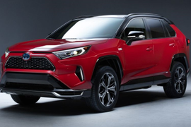 Toyota's 2021 RAV4 Plug-In Hybrid Will Debut at LA Auto Show