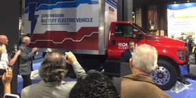ROUSH CleanTech Offers Fully Electric Ford F-650
