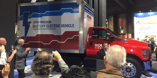 ROUSH CleanTech has been converting trucks and vans to run on alternative fuels such as propane...