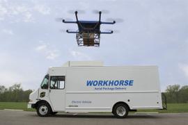 Workhorse Group Tests Drone Delivery Pilot Program in Cincinnati