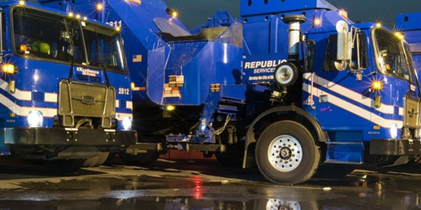 Republic Services Grows Natural-Gas Fleet