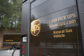 UPS Adding 6,000 Natural Gas Vehicles