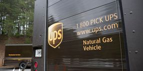 UPS Adding 6,000 Natural Gas Vehicles