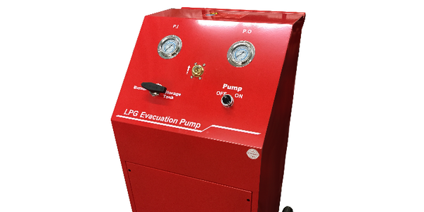 This evacuation pump works for all liquid propane injection systems and ensures the safety of...