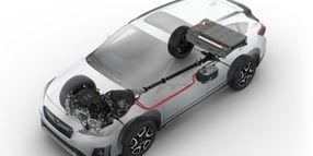 Subaru to Offer Plug-In Crosstrek Hybrid