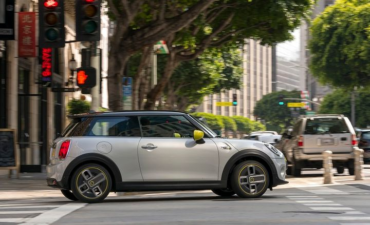 The automaker hopes to include fleet incentives for the battery electric vehicle when it launches its calendar year 2020 program in January of next year. - Photo of the MINI Cooper SE courtesy of MINI.