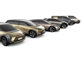 Toyota Accelerates EV Rollout