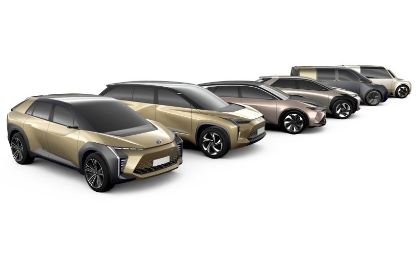 Toyota Accelerates EV Rollout