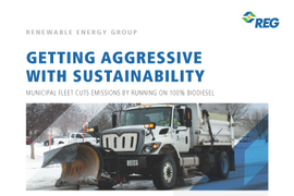 Getting Aggressive with Sustainability