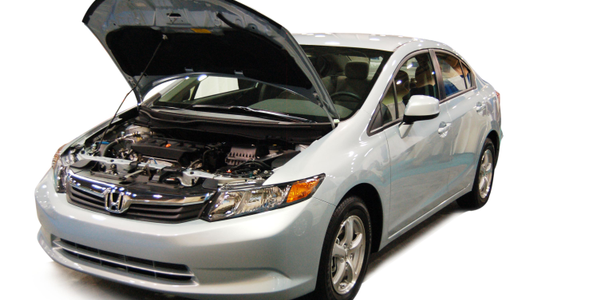 he Honda Civic Natural Gas had its second official debut at the 2011 Green Fleet Conference in...