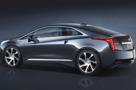 Cadillac Offers ELRs Access to Charging Stations