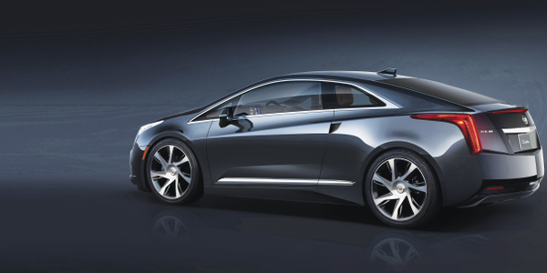 Buyers of the Cadillac ELR (above), Chevrolet Volt or Chevrolet Spark EV receive a ChargePoint...