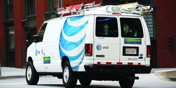 AT&T chose CNG technology because it's a cost-effective way to help the company reduce its...