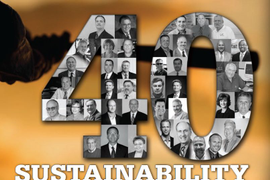 40 Sustainability All-Stars