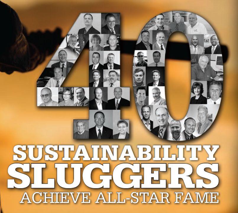40 Sustainability All-Stars