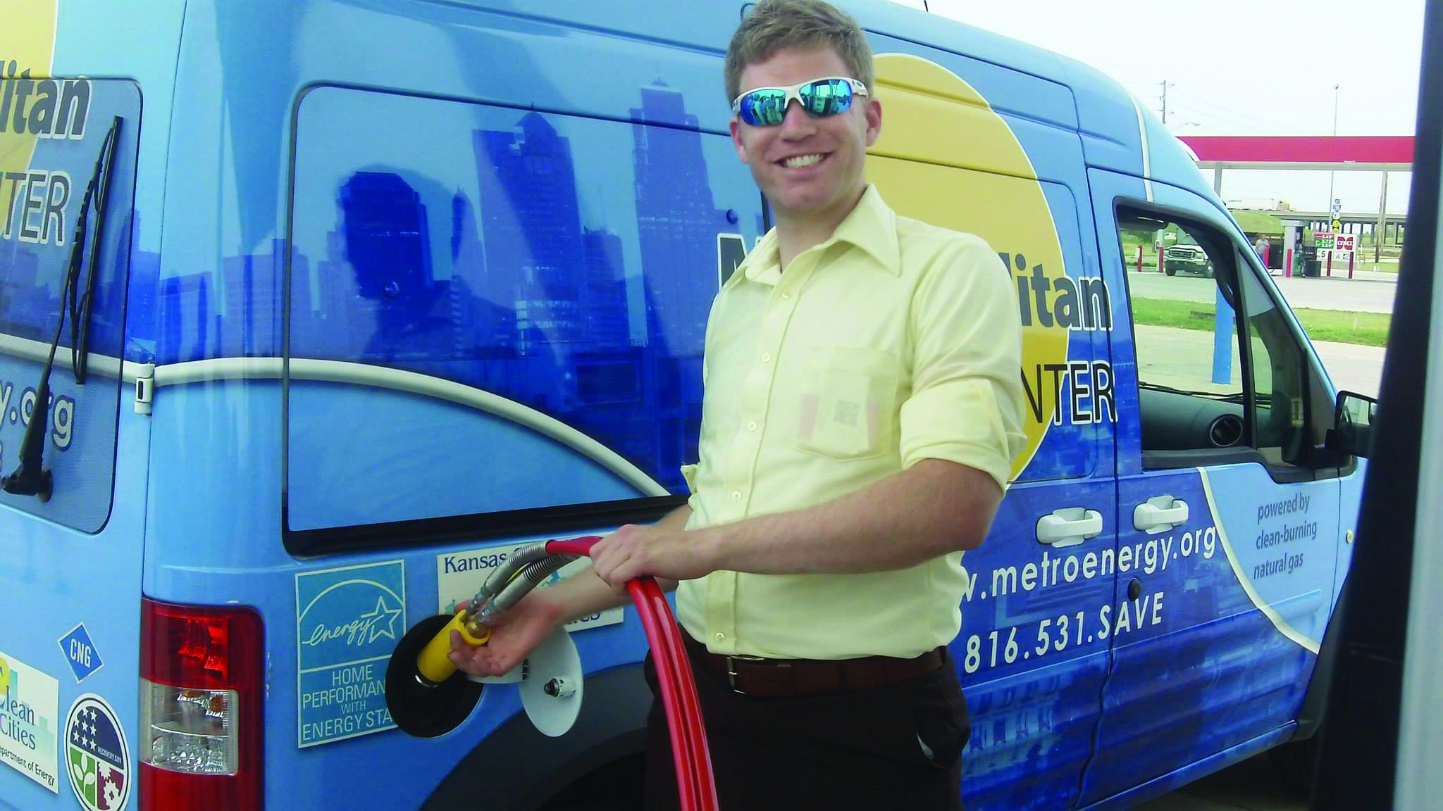 Kansas City is Kicking the Petroleum Habit Natural Gas Green