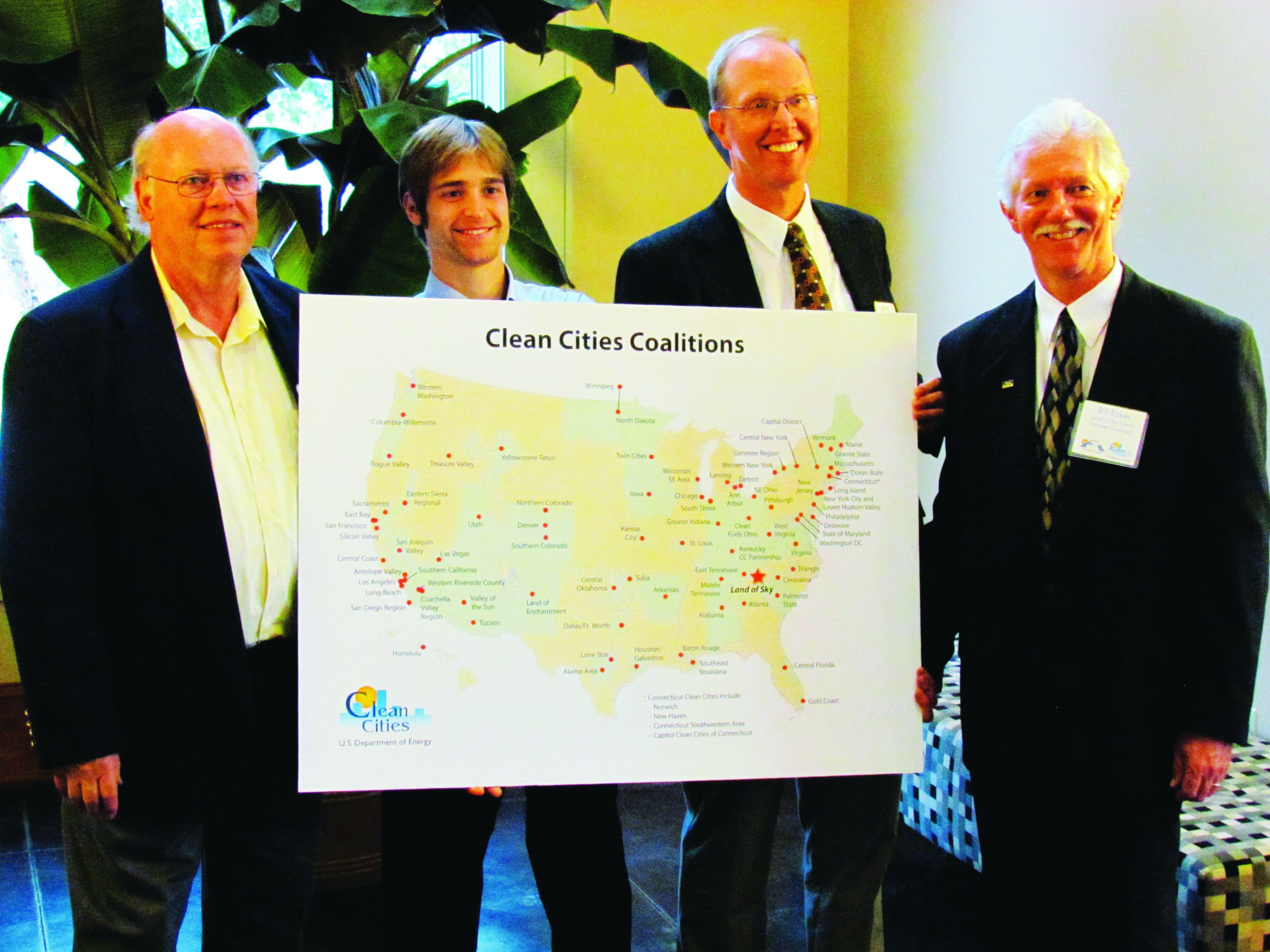 A New Team Hustles Onto the Alt-Fuel Field in North Carolina