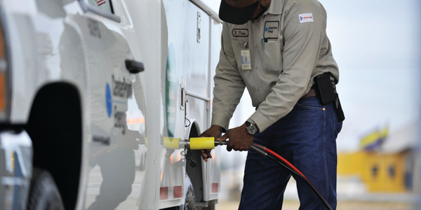 CenterPoint Energy began its natural gas initiative in 2011 and expects to have 85 natural gas...