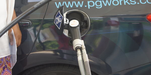 Fueling Your Natural Gas Vehicle