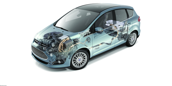 GE is in the process of adding 2,000 Ford C-MAX Energi models to its fleet, and is well on its...