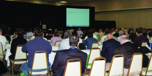 General and breakout sessions at the 2010 Green Fleet Conference attracted large crowds. Seats...