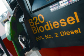 How Does the 2010 EPA Standard Impact Fleet Biodiesel Use?