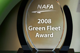 NAFA Honors Green Fleet Leaders