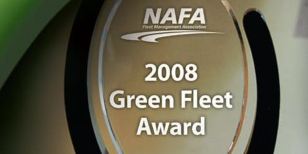 NAFA 2008 Green Fleet Award