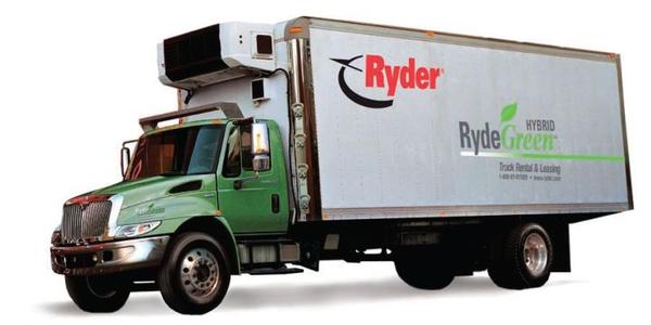 Ryder RydeGreen Truck