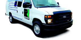 ROUSH Offers Propane-Fueled Ford E-Series Vans