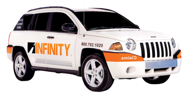 Infinity Insurance Jeep