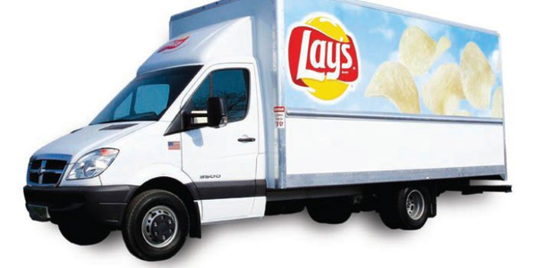Frito-Lay Augments Fleet with Higher-MPG Sprinters