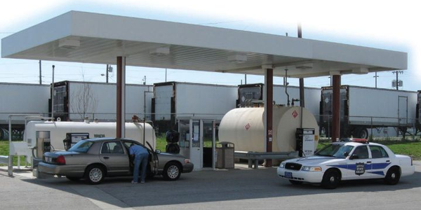 State Fleets Adopt Fuel Cards to Reduce Cost