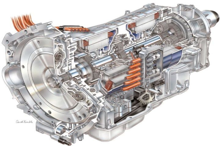 Two-Mode Hybrids Point to a New Direction