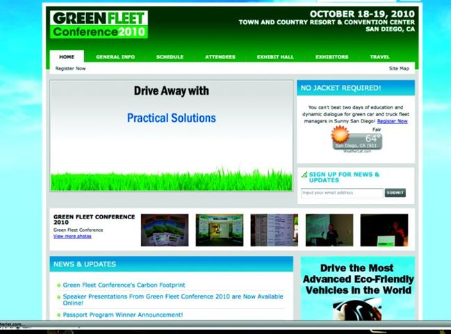 Green Fleet Conference Packs the House