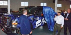 Propane Offers Fleets Powerful Performance