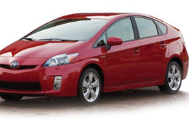2010 Prius Raises More than Its Roof