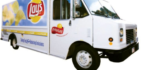 PepsiCo-FritoLay is one of several fleets employing hybrid-electric trucks as part of corporate...