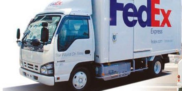 FedEx Implements Green Fleet Initiative